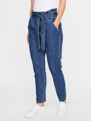 EVA HIGH WAIST PAPER BAG FIT JEANS