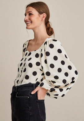 Dotta long sleeves blouse