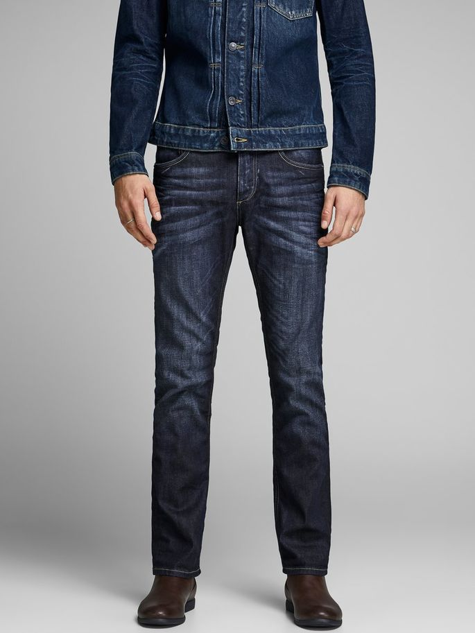 STRAIGHT FIT CLARK 318 JEANS