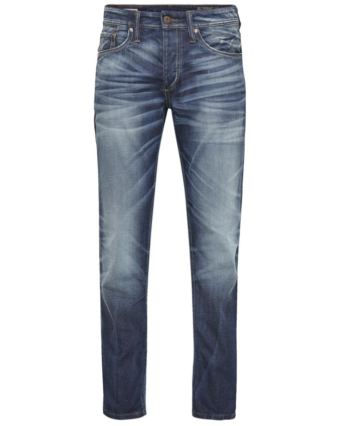 JEANS COUPE AMPLE MIKE ORIGINAL 201 BLEU DENIM