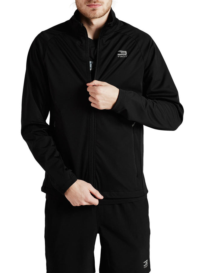 JJTC3 FLEX SHELL JACKET BLACK