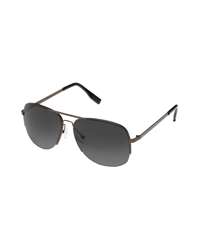 JJACJACK SUNGLASSES BLACK BRONZE
