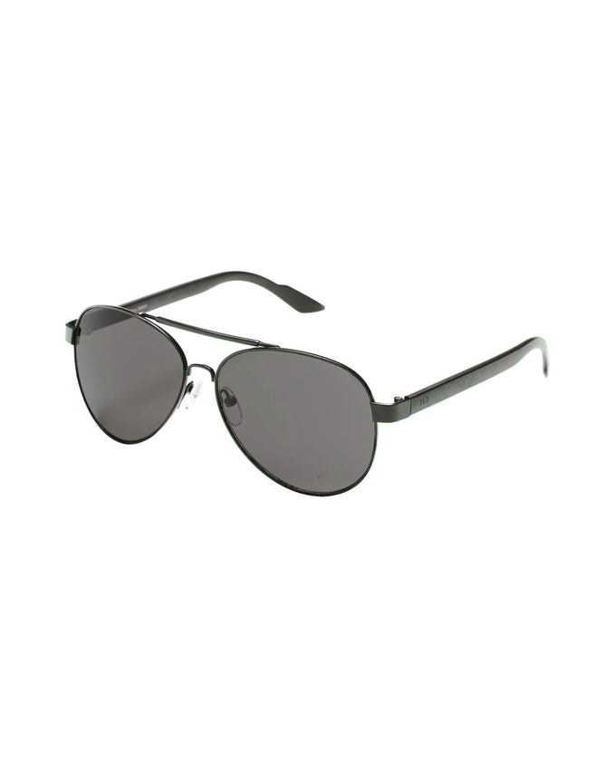 JJACJACK SUNGLASSES BLACK MELANGE