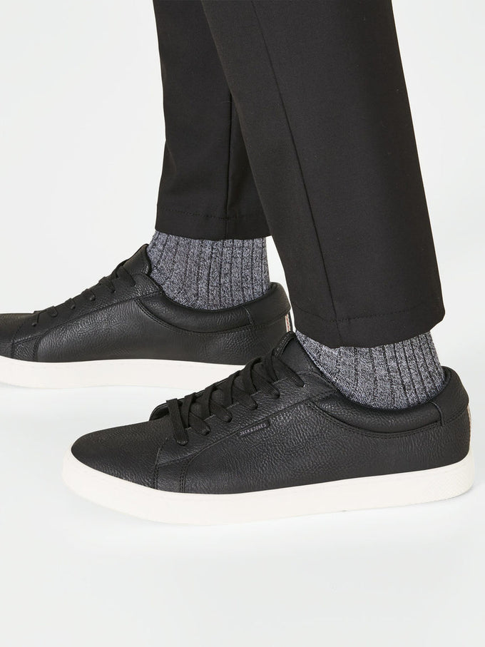 ESPADRILLES ANTHRACITE JJFWSABLE PU ANTHRACITE