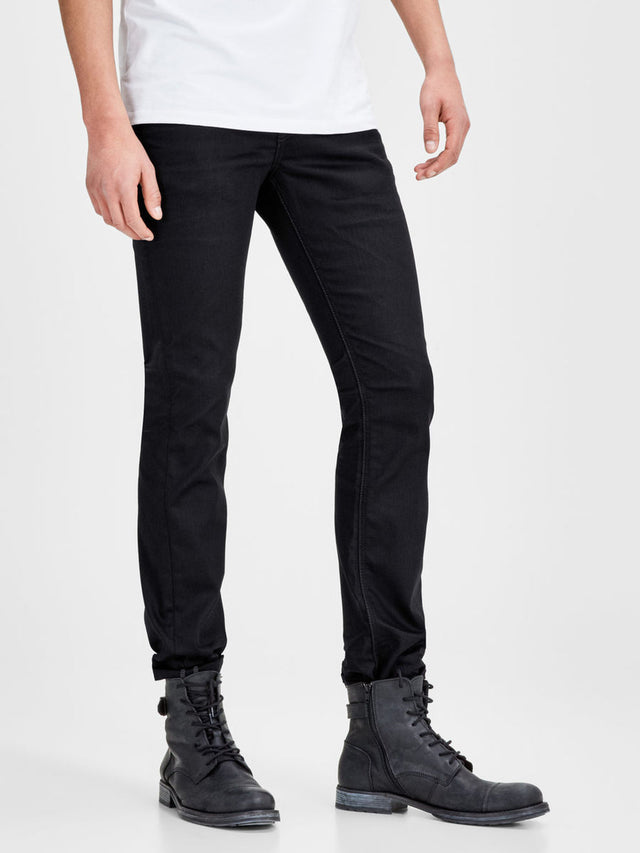 BLACK DENIM