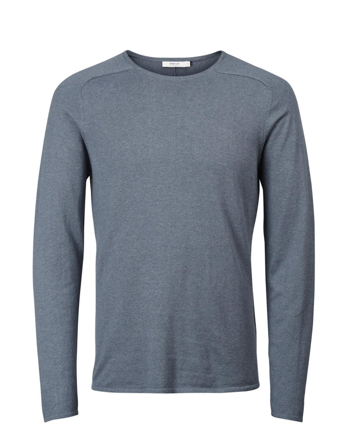 CLASSIC LIGHT SWEATER GRSAILLE