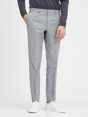 TWO-TONE DRESS PANTS
