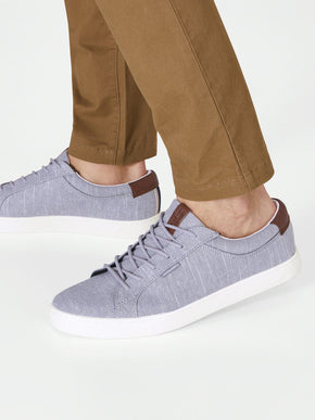 SABLE CANVAS GREY SNEAKERS