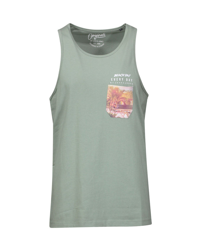 CAMISOLE À POCHE BEACH DAY EVERY DAY CAMISOLE À POCHE BEACH DAY EVERY DAY
