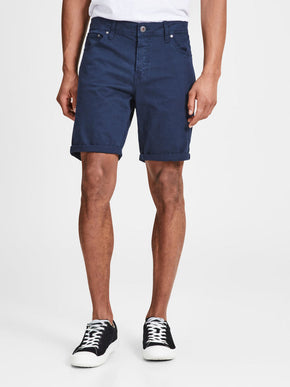 CLASSIC DENIM COMFORT FIT SHORTS