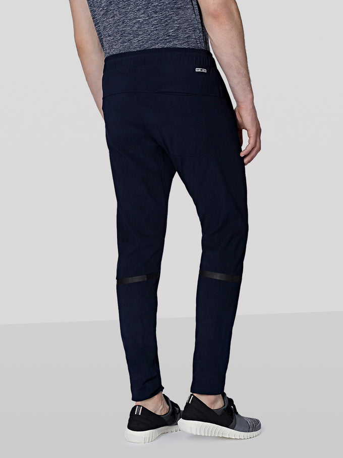 TRUEXCORE TRAINING TRACK PANTS NAVY BLAZER