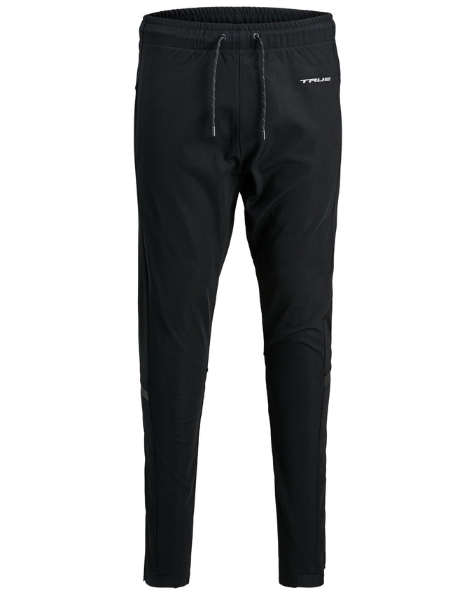 TRUEXCORE TRAINING TRACK PANTS BLACK