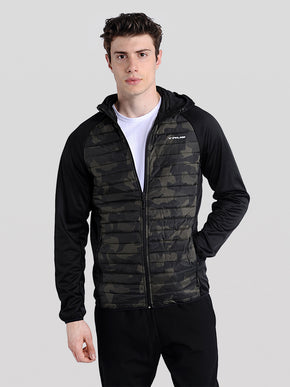 TRUEXCORE WATERPROOF QUILTED JACKET