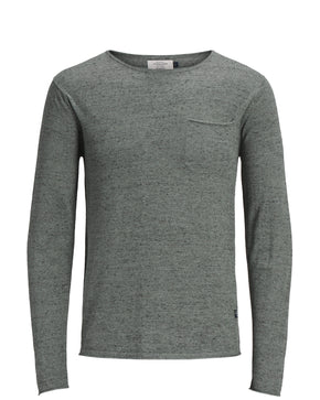 PULLOVER WITH CHEST POCKET