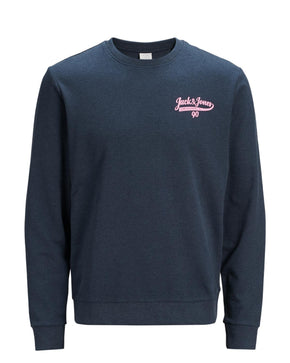 JACK & JONES LOGO CREWNECK