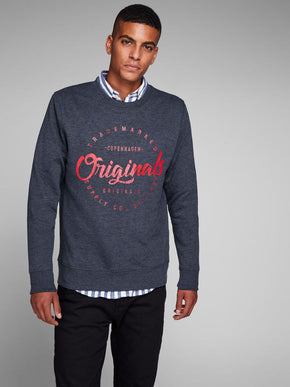 ORIGINALS LOGO SWEATSHIRT
