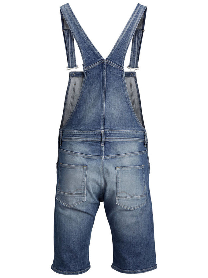DENIM OVERALLS FRED 096 BLUE DENIM