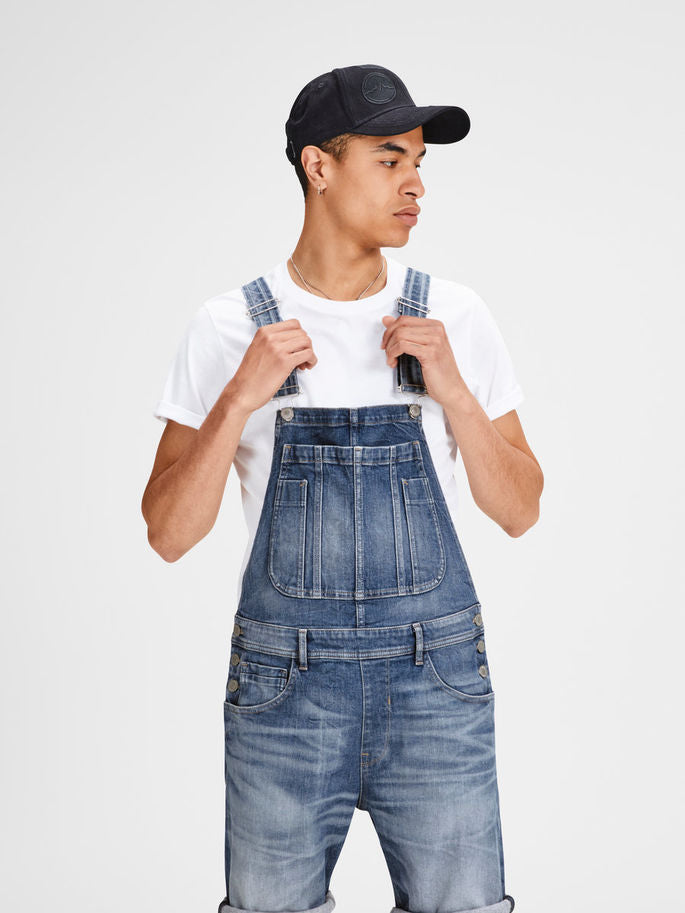 DENIM OVERALLS FRED 096
