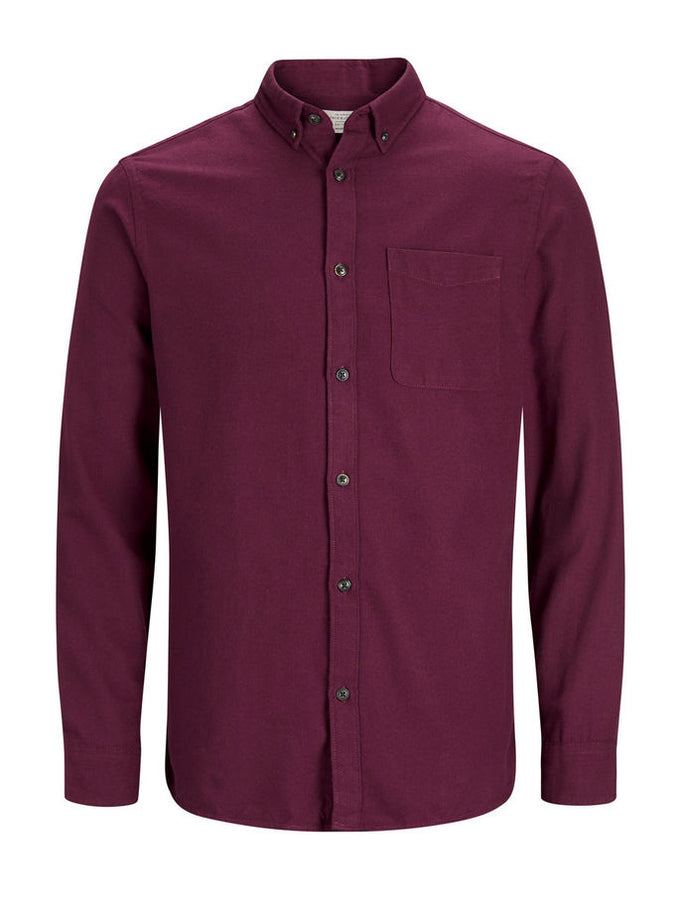 WORKWEAR STYLE FLANNEL SHIRT PORT ROYALE