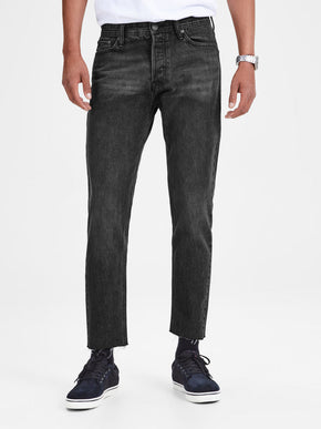 FRED 072 TAPERED FIT CROPPED JEANS