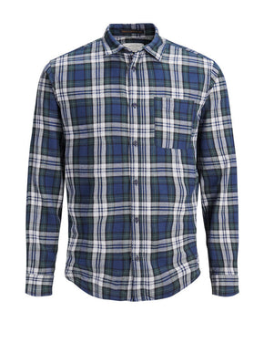 CHECKERED SLIM FIT ORIGINALS SHIRT