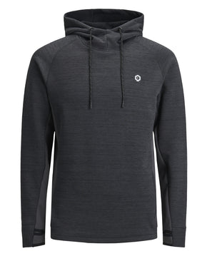 HEATHERED PERFORMANCE HOODIE