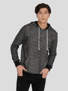 FINAL SALE – CHEST PRINT HOODIE