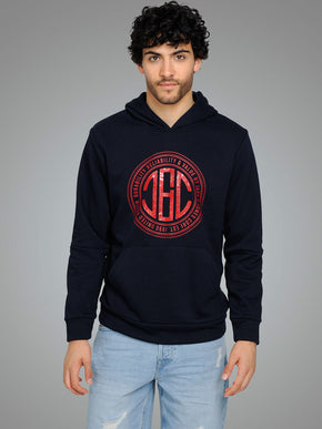 CROSS COLLAR CORE HOODIE