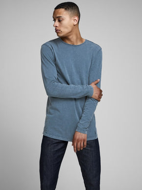PREMIUM WASHED LONG SLEEVE T-SHIRT