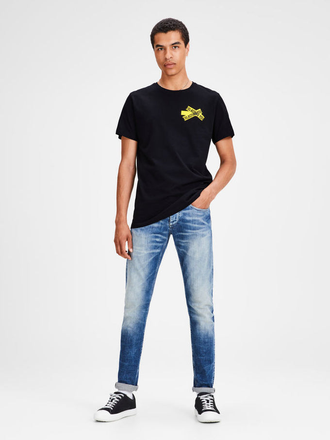 FINAL SALE – ORIGINALS STATEMENT T-SHIRT TAP SHOE