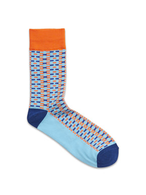 COLOURFUL PATTERN SOCKS