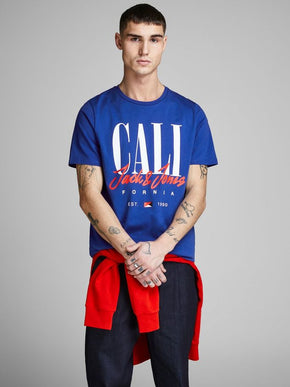 T-SHIRT CALIFORNIE ET BROOKLYN