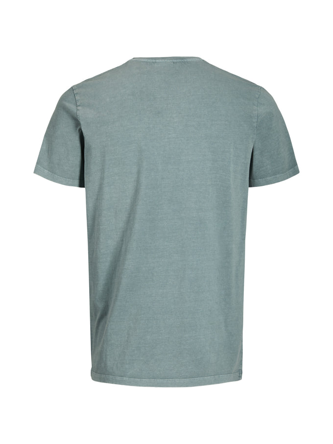 CORE WASHED T-SHIRT NORTH ATLANTIC