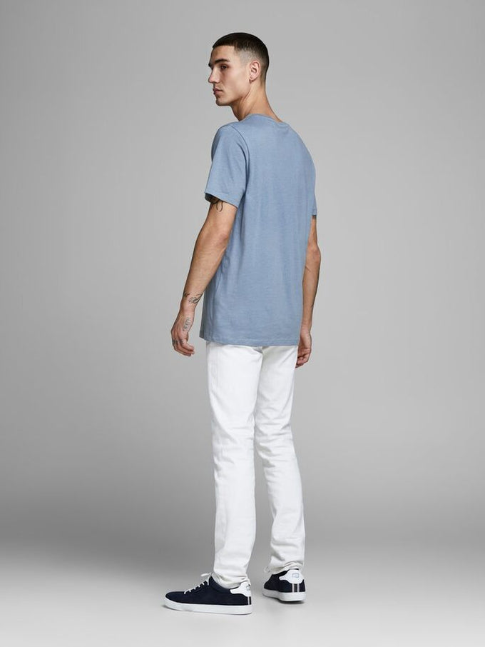 ESSENTIAL JEANS T-SHIRT CHINA BLUE