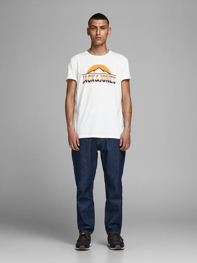 T-SHIRT MONTAGNE ORIGINALS NUAGE