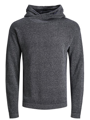 ORIGINALS CROSS COLLAR KNIT HOODIE