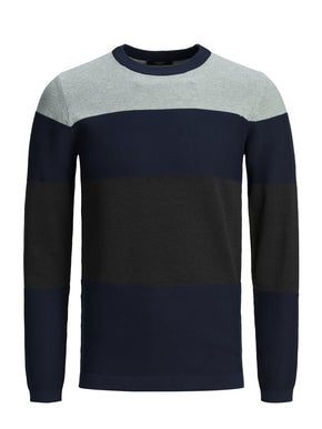 COLOURBLOCK PREMIUM SWEATER