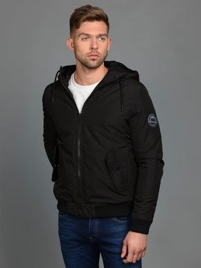 PADDED WATER-REPELLENT CORE JACKET