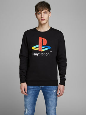 OFFICIAL SEGA & PLAYSTATION SWEATSHIRT