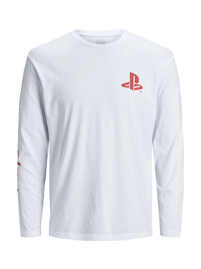 PLAYSTATION LONG SLEEVE T-SHIRT