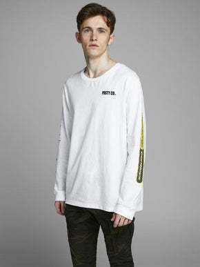 POST MALONE OFFICIAL LONG SLEEVE T-SHIRT