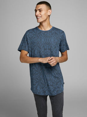 JAMES LONG FIT T-SHIRT