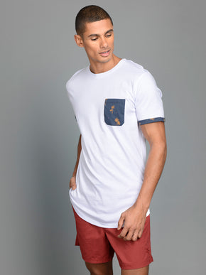 ROBBIE POCKET TEE