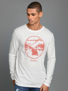 BRANDON LONG SLEEVE T-SHIRT