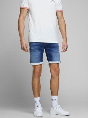 RICK ICON DENIM SHORTS 006