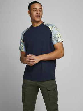 TROPIC RAGLAN T-SHIRT