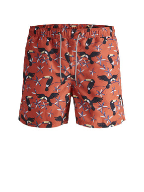 ANIMAL ARUBA SWIM SHORTS