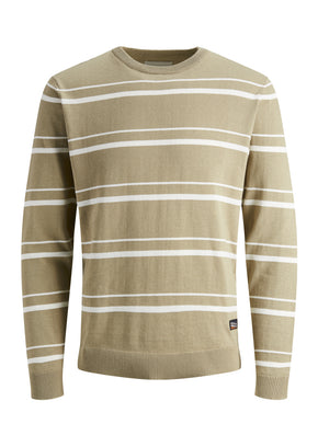 COLOMBO KNIT CREW NECK