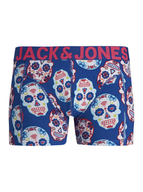 COLOURFUL SKULL BOXERS