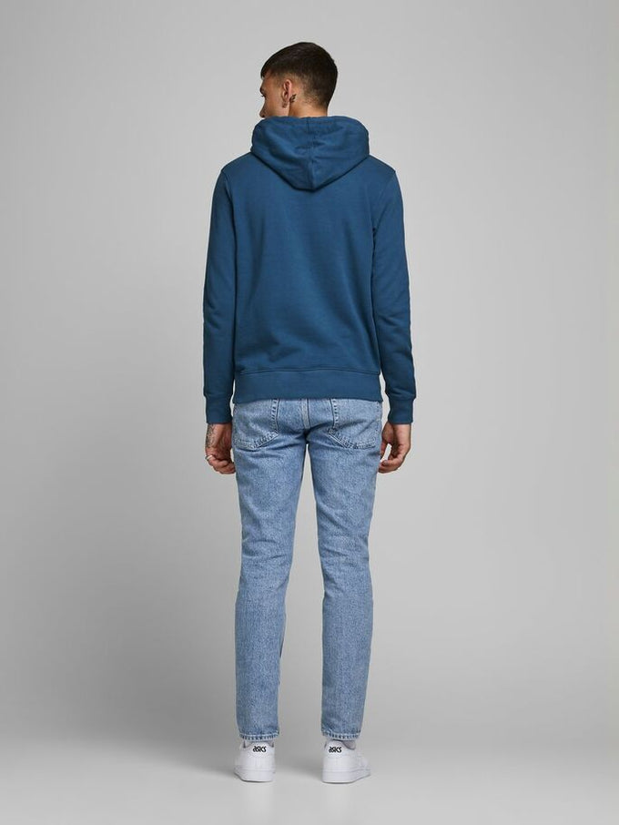 ANTHONY HOODIE ENSIGN BLUE
